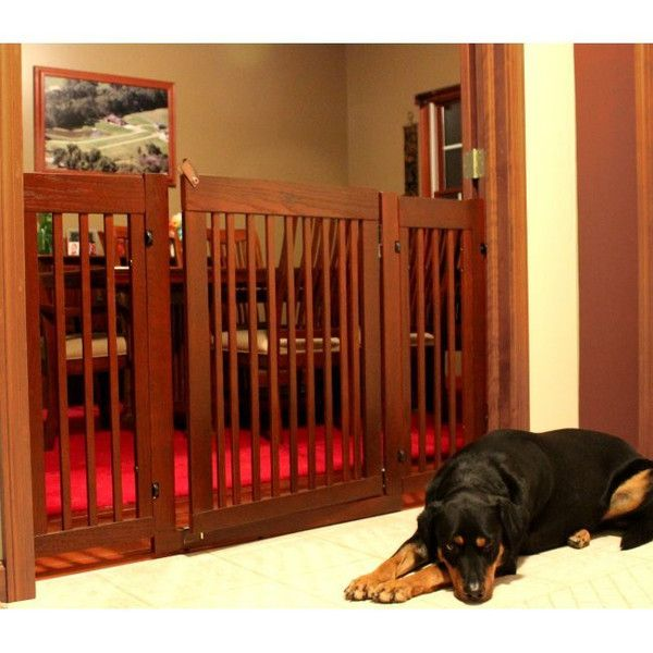 Door Fence For Dogs - Home Design Ideas and Pictures
